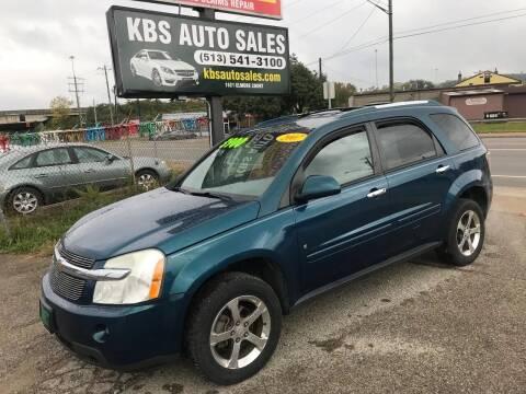 2007 Chevrolet Equinox for sale at KBS Auto Sales in Cincinnati OH