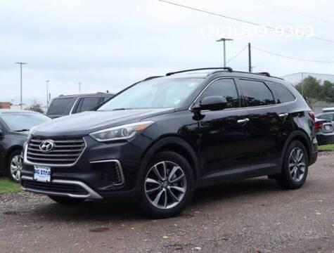 2019 Hyundai Santa Fe XL for sale at BIG STAR HYUNDAI in Houston TX
