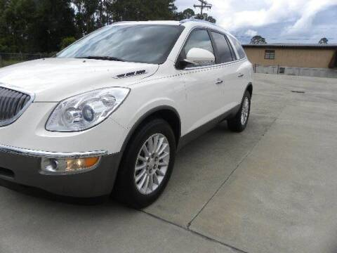 2012 Buick Enclave for sale at VANN'S AUTO MART in Jesup GA