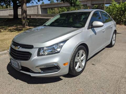 2016 Chevrolet Cruze Limited for sale at EXECUTIVE AUTOSPORT in Portland OR