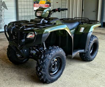 2016 Honda FOREMAN for sale at Queen City Motors Inc. in Dickinson ND