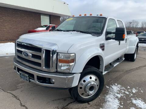 2008 Ford F-450 Super Duty for sale at Auto Mall of Springfield in Springfield IL
