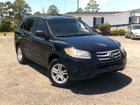 2012 Hyundai Santa Fe for sale at Let's Go Auto Of Columbia in West Columbia SC