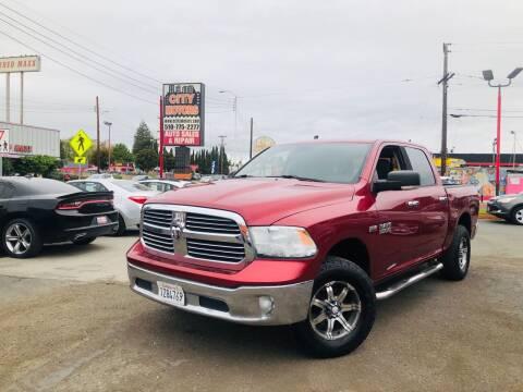 2013 RAM Ram Pickup 1500 for sale at City Motors in Hayward CA