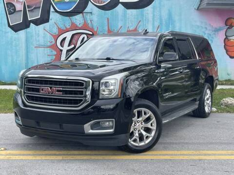 2015 GMC Yukon XL for sale at Palermo Motors in Hollywood FL