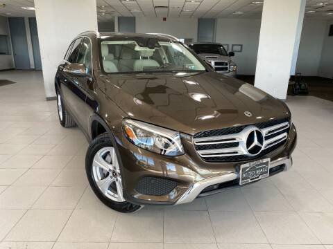 2018 Mercedes-Benz GLC for sale at Auto Mall of Springfield in Springfield IL