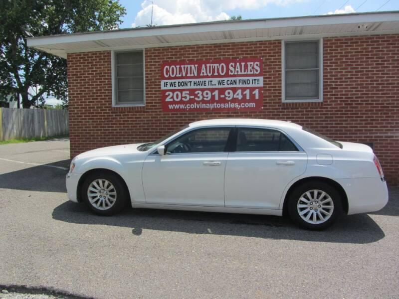 2013 Chrysler 300 for sale at Colvin Auto Sales in Tuscaloosa AL