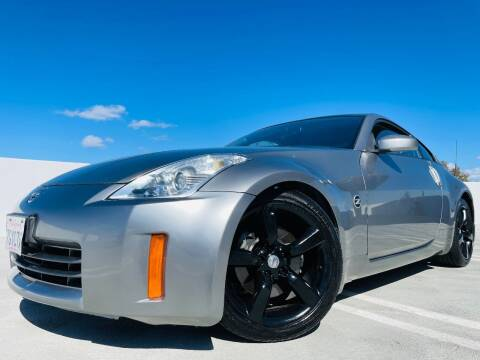 2006 Nissan 350Z for sale at Empire Auto Sales in San Jose CA