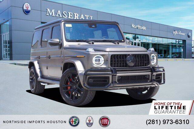2020 Mercedes-Benz G-Class for sale in Spring, TX