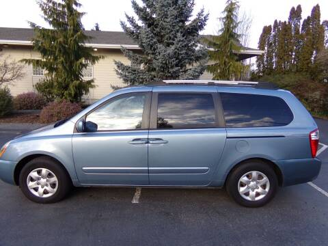 2009 Kia Sedona for sale at Signature Auto Sales in Bremerton WA