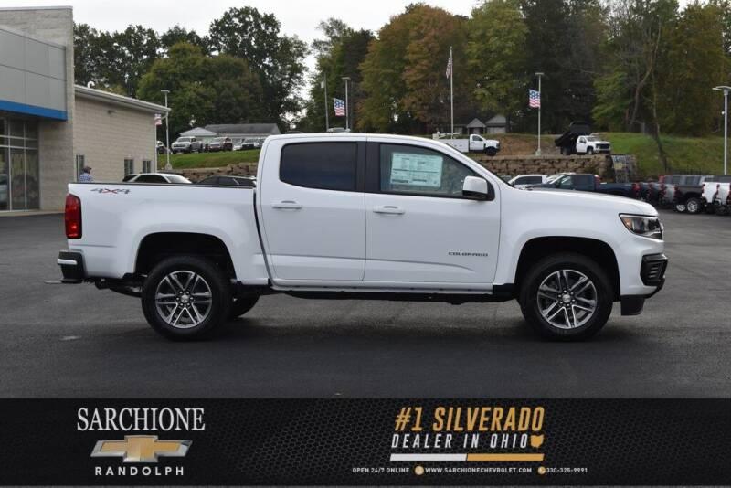 2022 Chevrolet Colorado for sale in Randolph, OH
