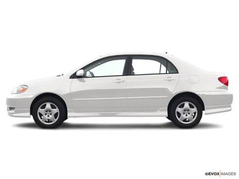 2005 Toyota Corolla for sale at CHAPARRAL USED CARS in Piney Flats TN
