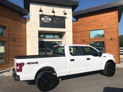 2018 Ford F-150 for sale at Hamilton Motors in Lehi UT