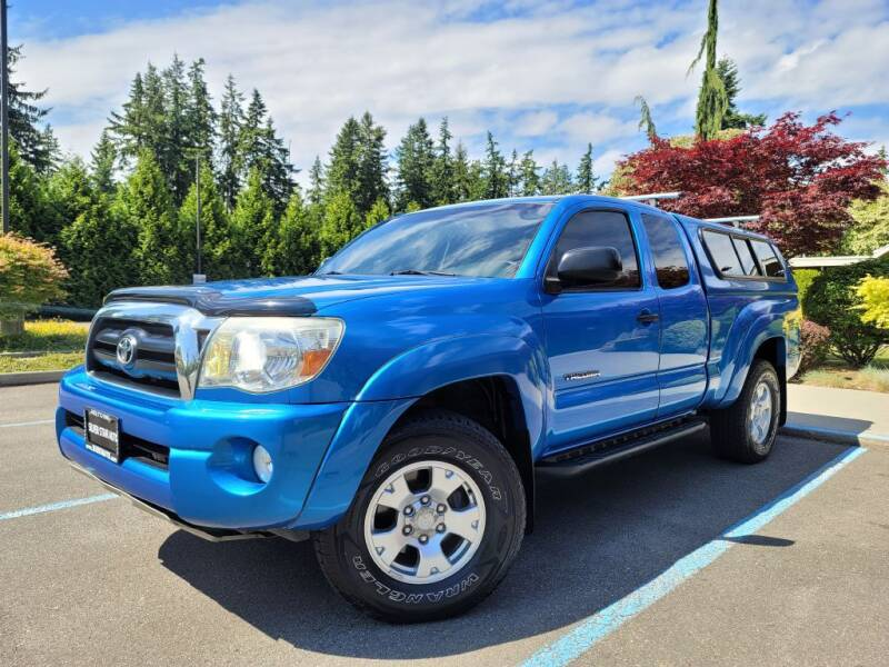 2005 Toyota Tacoma for sale at Silver Star Auto in Lynnwood WA
