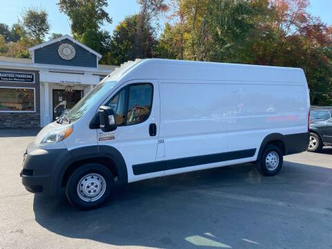 2015 RAM ProMaster Cargo for sale at Ocean State Auto Sales in Johnston RI