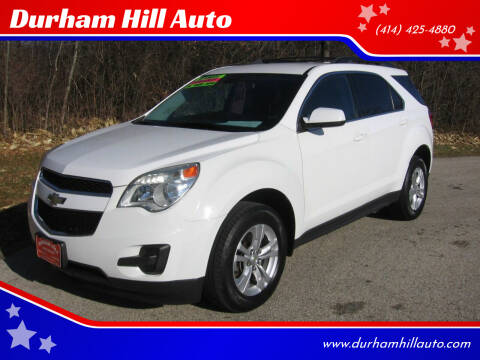 2010 Chevrolet Equinox for sale at Durham Hill Auto in Muskego WI
