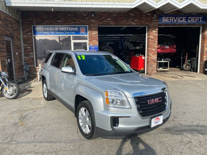 2017 GMC Terrain for sale at Michaels Motor Sales INC in Lawrence MA