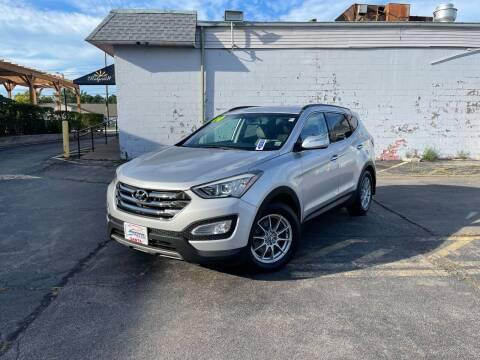 2014 Hyundai Santa Fe Sport for sale at Santa Motors Inc in Rochester NY