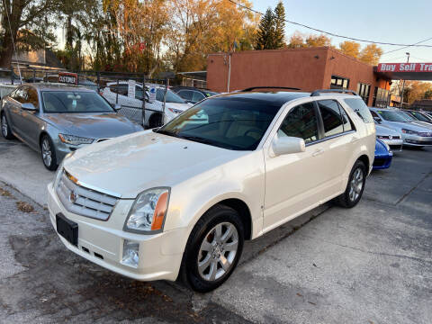 2007 Cadillac SRX for sale at Kings Auto Group in Tampa FL