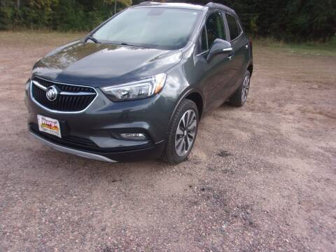 2018 Buick Encore for sale at Warga Auto and Truck Center in Phillips WI