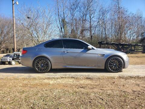 2009 BMW M3 for sale at Tennessee Valley Wholesale Autos LLC in Huntsville AL