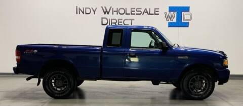 2007 Ford Ranger for sale at Indy Wholesale Direct in Carmel IN