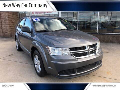 2013 Dodge Journey for sale at New Way Car Company in Grand Rapids MI