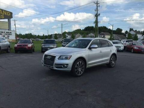 2011 Audi Q5 for sale at Cars East in Columbus OH