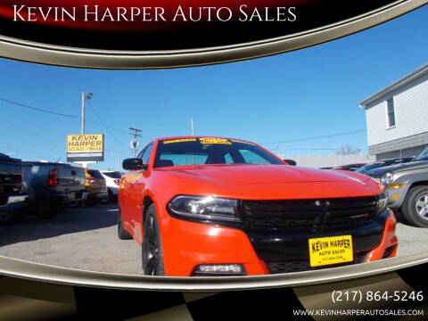 2017 Dodge Charger for sale at Kevin Harper Auto Sales in Mount Zion IL