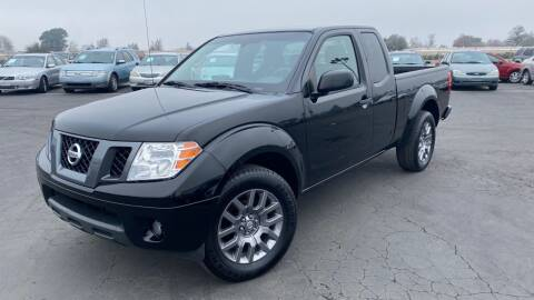 2012 Nissan Frontier for sale at My Three Sons Auto Sales in Sacramento CA