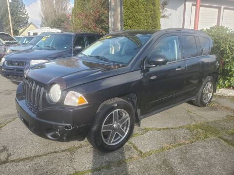 2009 Jeep Compass for sale at Payless Car & Truck Sales in Mount Vernon WA