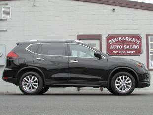 2017 Nissan Rogue for sale at Brubakers Auto Sales in Myerstown PA