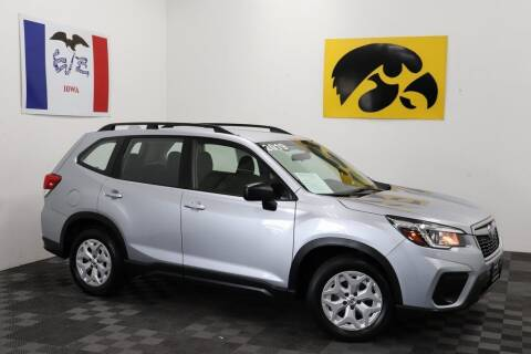 2019 Subaru Forester for sale at Carousel Auto Group in Iowa City IA