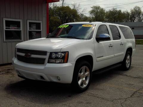 2007 Chevrolet Suburban for sale at Midwest Auto & Truck 2 LLC in Mansfield OH