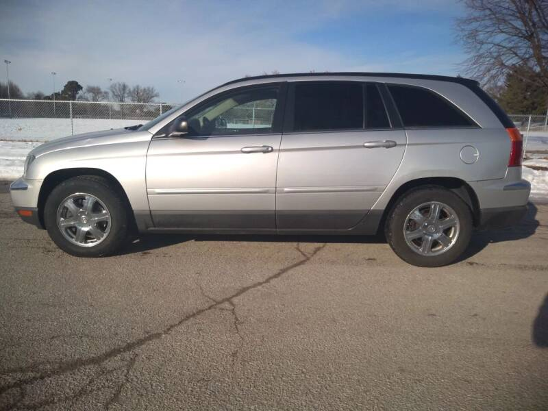 2005 Chrysler Pacifica for sale at Jodys Auto and Truck Sales in Omaha NE