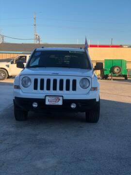 2014 Jeep Patriot for sale at JR Auto Inc in San Antonio TX