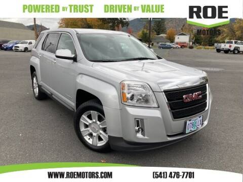 2011 GMC Terrain for sale at Roe Motors in Grants Pass OR