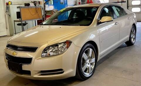2012 Chevrolet Malibu for sale at Reinecke Motor Co in Schuyler NE