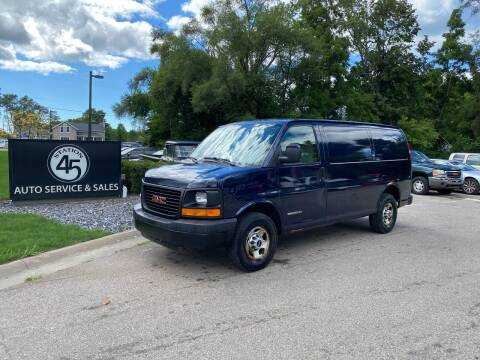 2006 GMC Savana Cargo for sale at Station 45 Auto Sales Inc in Allendale MI
