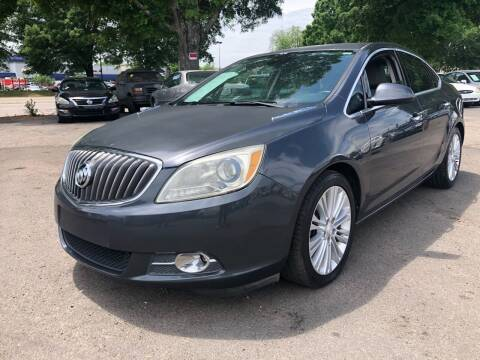 2013 Buick Verano for sale at Atlantic Auto Sales in Garner NC
