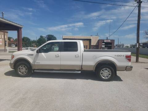 2011 Ford F-150 for sale at Faw Motor Co in Cambridge NE