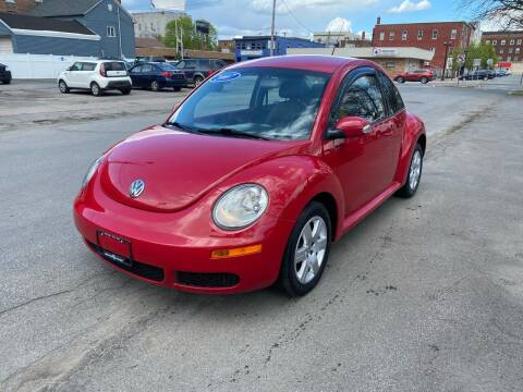2007 Volkswagen New Beetle for sale at Midtown Autoworld LLC in Herkimer NY