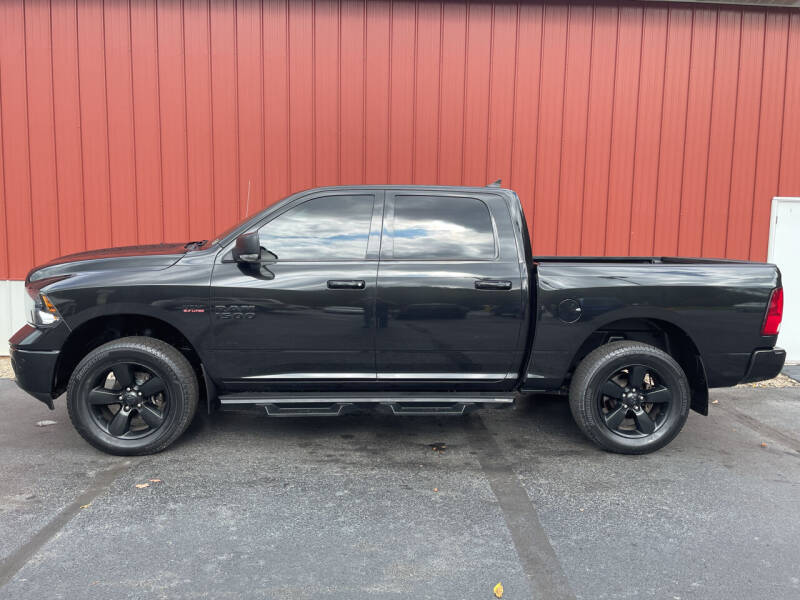 2018 RAM Ram Pickup 1500 for sale at North East Locaters Auto Sales in Indiana PA