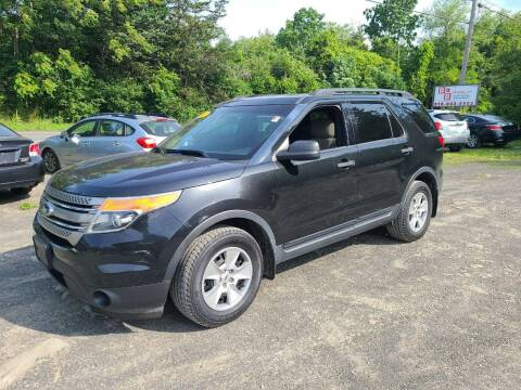 2012 Ford Explorer for sale at B & B GARAGE LLC in Catskill NY