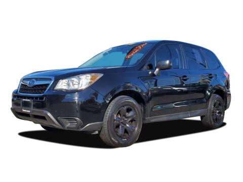 2014 Subaru Forester for sale at Diamond Motors in Lakewood WA