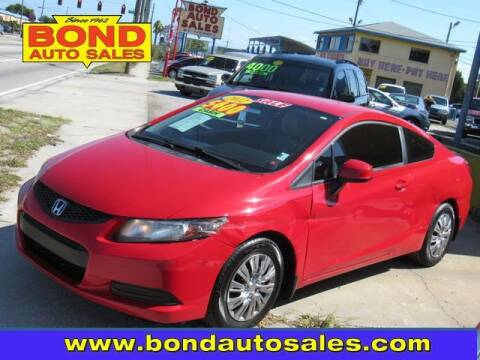 2012 Honda Civic for sale at Bond Auto Sales in St Petersburg FL