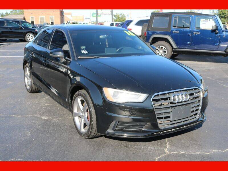 2015 Audi A3 for sale at AUTO POINT USED CARS in Rosedale MD
