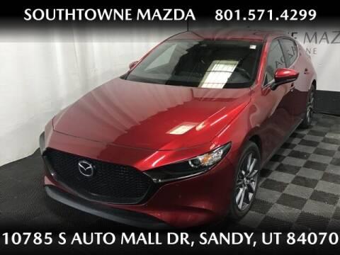 2020 Mazda Mazda3 Hatchback for sale at Southtowne Mazda of Sandy in Sandy UT