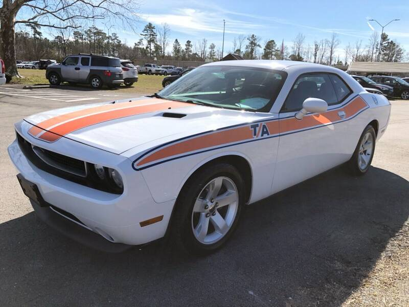 2012 Dodge Challenger for sale at IH Auto Sales in Jacksonville NC