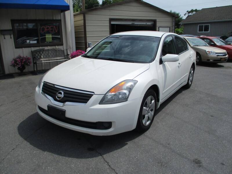 2008 Nissan Altima for sale at TRI-STAR AUTO SALES in Kingston NY
